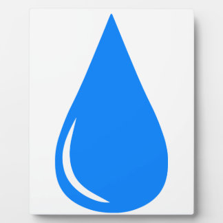 Water Droplet Plaque