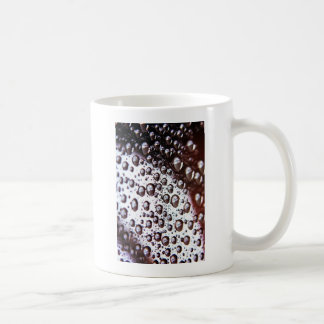 Water Drops Crystal Clear Fine glass tiles Beautif Basic White Mug