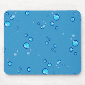 Water Drops Mouse Pads