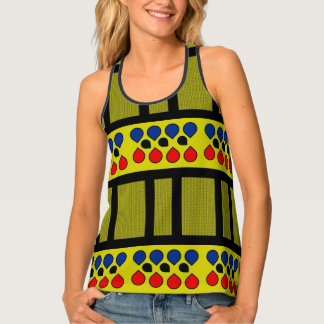 WATER DROPS TANK TOP, i Art and Designs