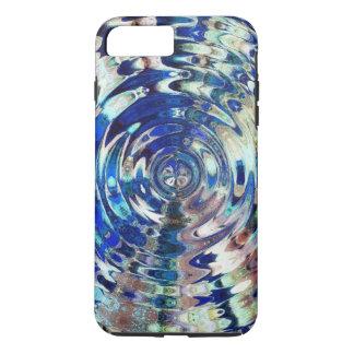 WATER Element Ripple Pattern iPhone 7 Plus Case