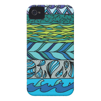 Water Elements Case-Mate iPhone 4 Cases