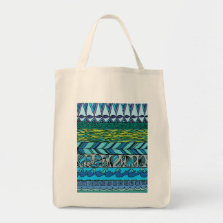 Water  Elements ~ grocery tote