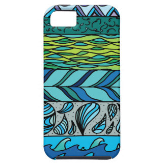 Water Elements iPhone 5 Case