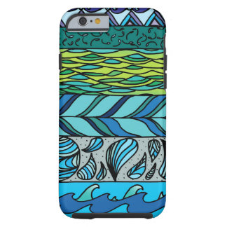 Water Elements Tough iPhone 6 Case