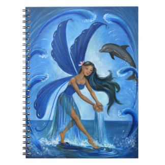 Water Fairy Notebook