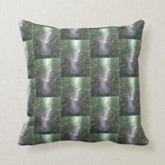 water falls cushion