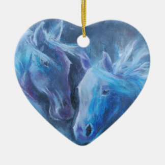 Water Fillies Ornament