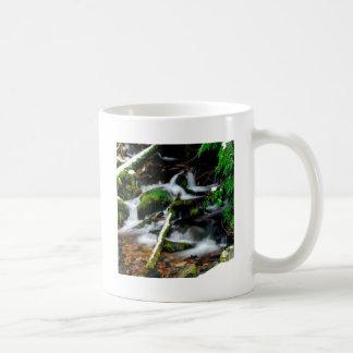 Water Foggy Streams Coffee Mugs