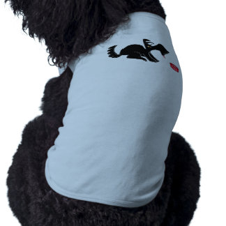 Water For Fido, In Color Sleeveless Dog Shirt