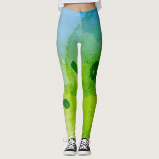 Water for your workout leggings