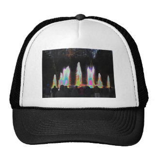 Water Fountain Shows Parks n Gardens New Jersey US Hats