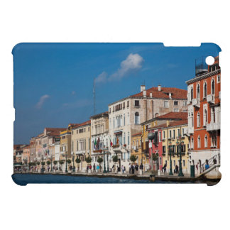 Water Front Along The Grand Canal Of Venice Cover For The iPad Mini