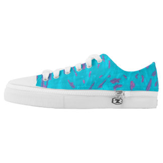 Water Fun Low Tops Printed Shoes