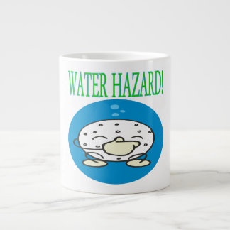 Water Hazard Jumbo Mug