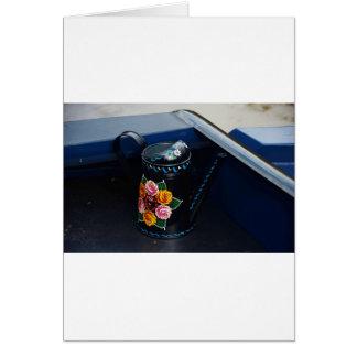 Water Jug Greeting Cards