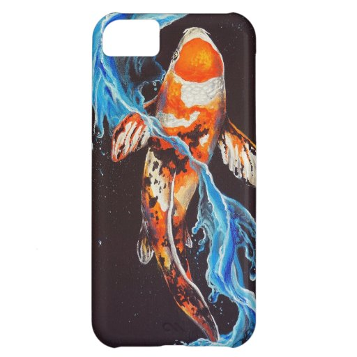 Water Koi iPhone 5C Cases