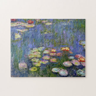 Water Lilies 10 Jigsaw Puzzle
