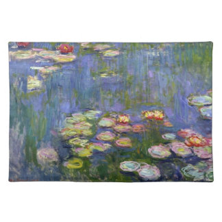 Water Lilies 10 Placemat