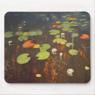Water Lilies 1895 Mouse Mat
