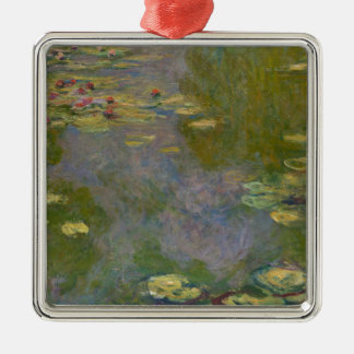 Water Lilies, 1919 Christmas Ornament