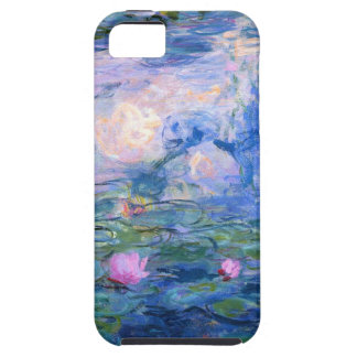 Water Lilies 1 iPhone 5 Cover