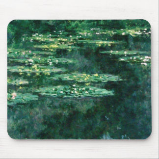 WATER LILIES 2 MOUSE MAT