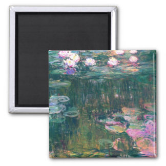 Water Lilies 5 Magnet