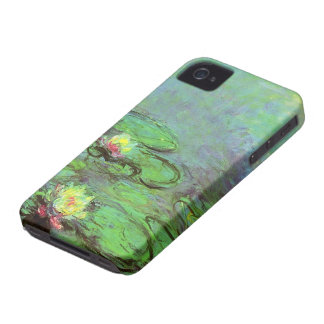 Water Lilies 7 iPhone 4 Case-Mate Cases