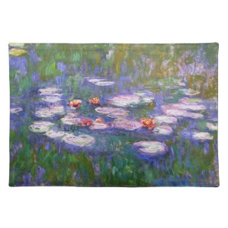 Water Lilies 8 Placemat