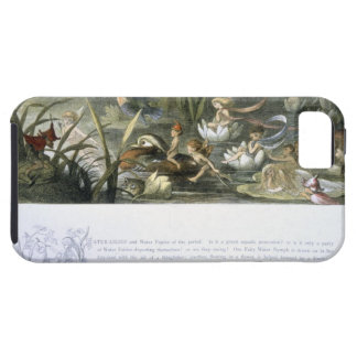 Water-Lilies and Water Fairies, illustration from iPhone 5 Case