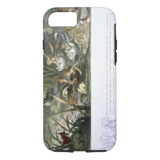 Water-Lilies and Water Fairies, illustration from iPhone 7 Case