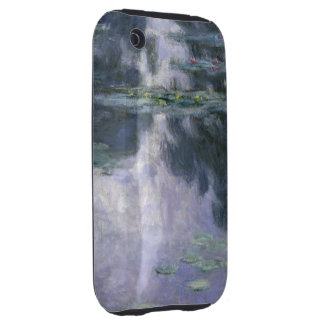 Water Lilies by Claude Monet iPhone 3 Tough Cover