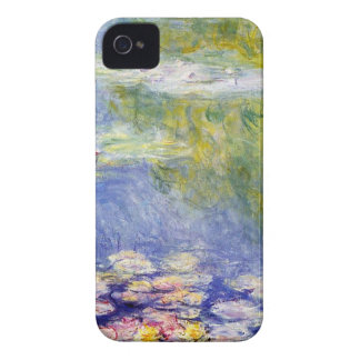 Water Lilies by Claude Monet Case-Mate iPhone 4 Case