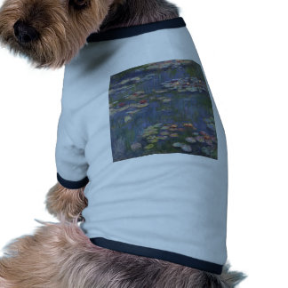 Water Lilies by Claude Monet Dog Clothing