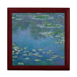 Water Lilies by Claude Monet Gift Box