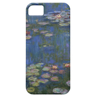 Water Lilies by Monet Detail iPhone 5 Cases