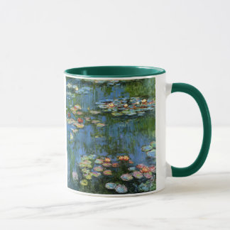 Water Lilies by Monet Mug