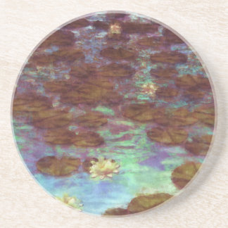 Water Lilies Coasters
