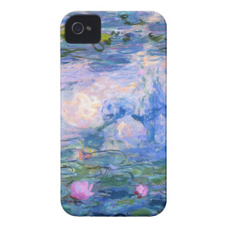 Water Lilies iPhone 4 Cover