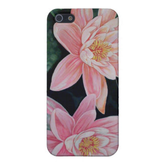 Water Lilies iPhone 5 Case