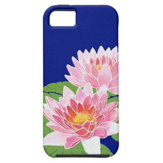 Water Lilies iPhone 5 Case-Mate Barely There case