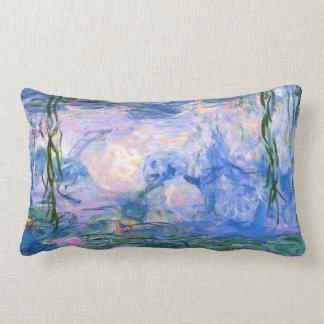 Water Lilies Lumbar Cushion
