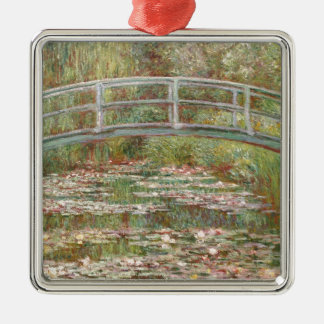 Water Lilies ~ Monet Christmas Ornament