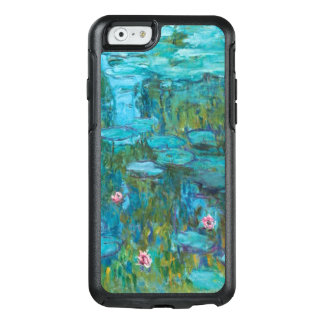 Water Lilies Nymphéas by Monet GalleryHD OtterBox iPhone 6/6s Case