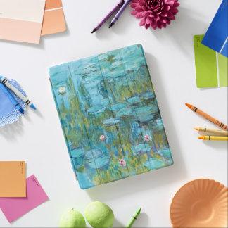 Water Lilies Nympheas Claude Monet Fine Art iPad Cover