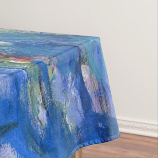 Water Lilies Tablecloth
