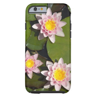 Water lilies tough iPhone 6 case
