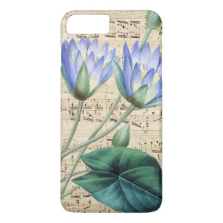 Water Lilly Music iPhone 7 Plus Case