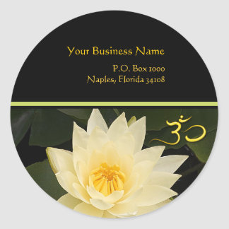 Water lilly, Om  stickers